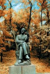 Пам'ятник П.І. Чайковському у місті Кам'янка