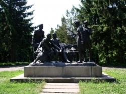 Пам'ятник декабристам у місті Кам'янка