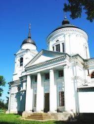 Вознесенська церква у селі Матусів Шполянського району