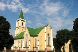Михайлівська церква в місті Городище