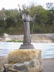 Пам'ятник Нелюбовичу-Тукальському в місті Чигирин