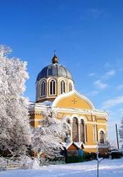 Покровська церква у місті Сміла