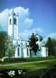 Преображенська церква в селі Мошни Черкаського району
