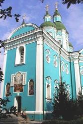 Свято-Покровський Красногірський монастир у Золотоніському районі