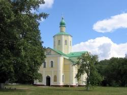 Мотронинський монастир на Чигиринщині