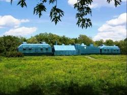 Останній бронепоїзд у місті Канів