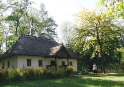 Тарасова світлиця в Шевченківському заповіднику в місті Каневі