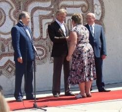Робоча поїздка міністра аграрної політики та продовольства України Миколи Присяжнюка на Черкащину.
