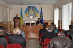 У ході підготовки до сесії Кам'янська районна рада провела засідання президії та семінар для сільських голів