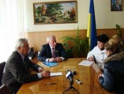 З робочою поїздкою на Христинівщині побував голова обласної ради