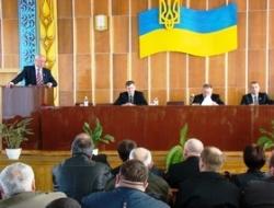 Валерій Черняк взяв участь у сесії Христинівської районної ради