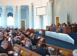 Своє засідання провела колегія облдержадміністрації