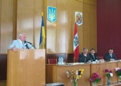 Голова Лисянської районної ради прозвітував перед депутатським корпусом