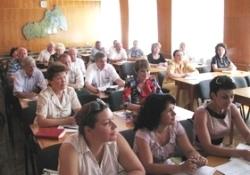 Основні напрями діяльності системи соціального захисту в регіоні обговорюють на тематичному семінарі