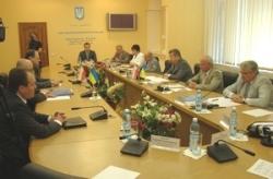 Валерій Черняк взяв участь у зустрічі з Надзвичайним і Повноважним Послом Республіки Польща в Україні Генриком Літвіном