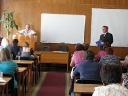 Секретарі сільських, селищних рад підвищують кваліфікацію за професійною програмою