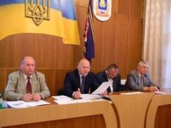 Голова Маньківської районної ради прозвітував про роботу у 2012 році