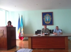 На сесії Жашківської районної ради