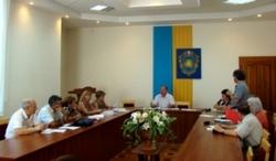 На черговому засідання комісії продовжили обговорення макетів ювілейних нагород