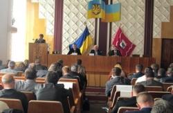 Відбулось пленарне засідання Черкаської районної ради