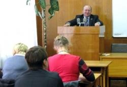 Під час тематичної зустрічі з представники місцевих громад обговорено хід реформування місцевого самоврядування