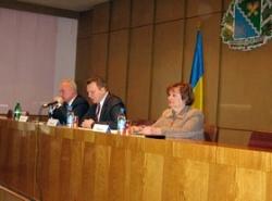 Відбулась сесія Чорнобаївської районної ради