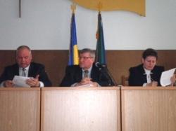 Відбулась сесія Тальнівської районної ради