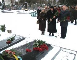 Представники влади та громадськість Черкащини вшанували пам'ять відомого земляка Василя Симоненка