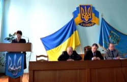 Відбулася позачергова сесія Шполянської районної ради