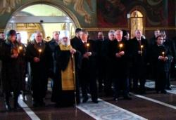 Керівники області вшанували пам'ять героїв-ліквідаторів аварії на Чорнобильській АЕС