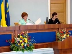 Фоторепортаж. Друге пленарне засідання тридцять першої сесії обласної ради.
