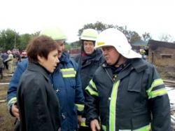 Пожежу на перегоні Корсунь-Городище повністю ліквідовано
