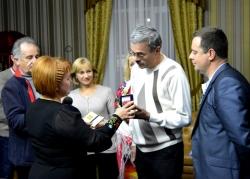 Фоторепортаж. Черкащину відвідала делегація з Івано-Франківської області.