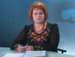Валентина Коваленко у програмі