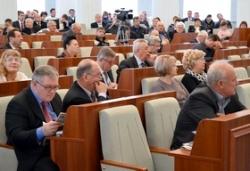 Відбулася 35 сесія обласної ради
