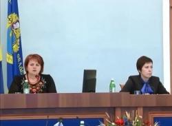 35 сесія обласної ради. Програма