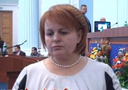 Валентина Коваленко про обласний бюджет-2015. Відео сайту