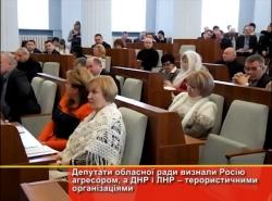 Черкащина визнала Росію агресором. Сюжет телеканалу