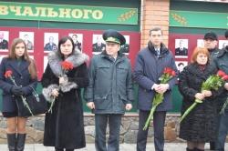 Фоторепортаж. Відкриття погруддя генерал-майора Ігоря Федоровича Момота.