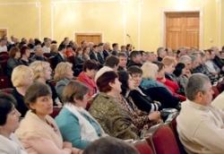 Представники місцевого самоврядування Черкащини обговорили питання життєдіяльності територіальних громад