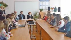 Фоторепортаж. Голова обласної ради із робочим візитом відвідала Чорнобаївщину.