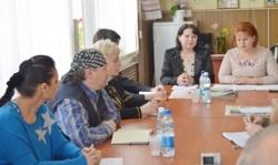 Валентина Коваленко зустрілася із трудовим колективом газети «Черкаський край»
