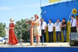 """У Чорнобаї відбулися обласні змагання """"Найспортивніше село Черкащини."""