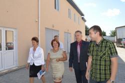 Фоторепортаж. Голова обласної ради з робочим візитом відвідала Тальнівщину.