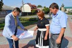 Фоторепортаж. Голова обласної ради з робочою поїздкою побувала в Корсунь-Шевченківському районі.