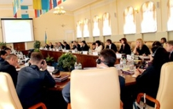 Олександр Вельбівець взяв участь у роботі круглого столу щодо законодавчого забезпечення децентралізації та реформування місцевого самоврядування