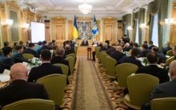 Олександр Вельбівець взяв участь у засіданні Ради Регіонального розвитку під головуванням Президента України
