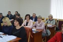 Олександр Вельбівець взяв участь в засіданні фахової майстерні для представників обласної та районних рад щодо особливостей формування місцевих бюджетів в умовах децентралізації