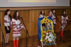 День Соборності України відзначили на Драбівщині