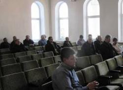 Проведено позачергову сесію Чигиринської районної ради